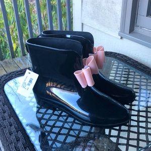Capelli of New York Short Rain Boots